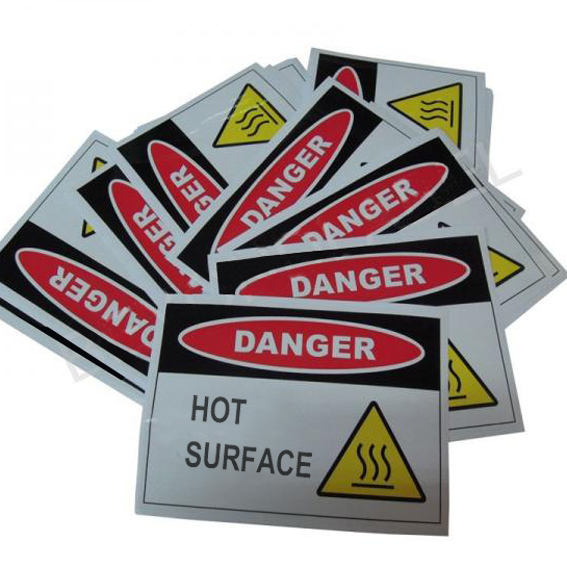 Silkscreen large prints high tack vinyl sticker labels,Customized Eco-Friendly Waterproof die cut stickers